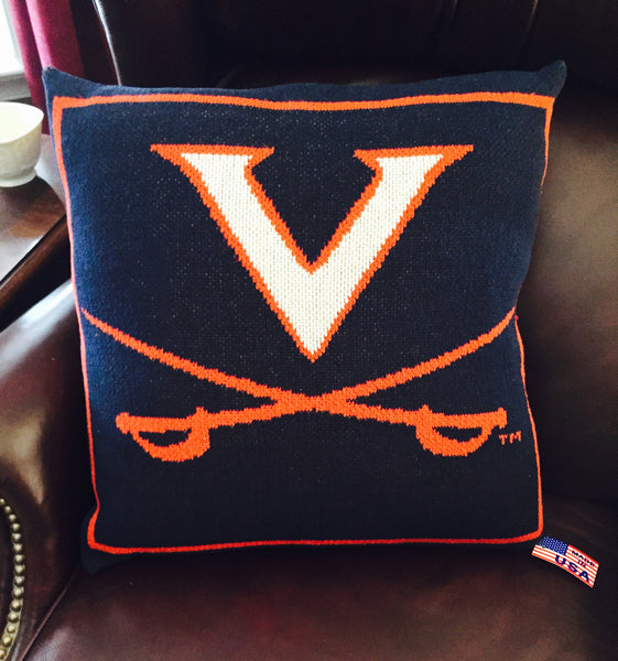 University of Virginia Pillow