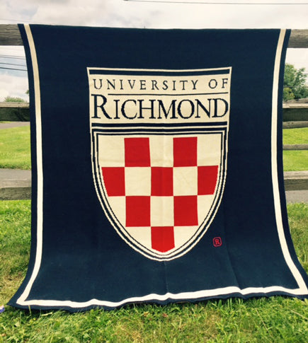Richmond Seal Navy 50 x 60