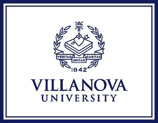Villanova Natural Seal Office, Dorm or Tailgate Blanket