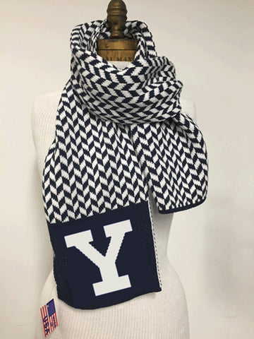 YALE University Mini-Chevron