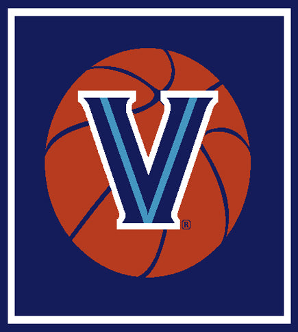 Villanova Basketball  V  Dorm, Home, Office, Gameday Blanket