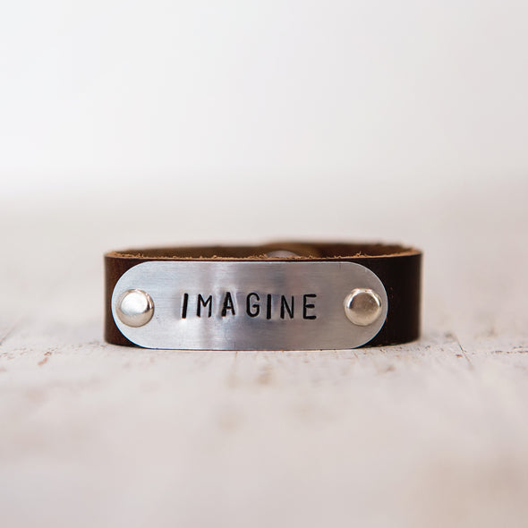 hero band stamped imagine