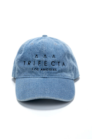 Denim Trifecta Hat