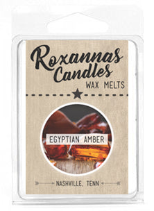 Egyptian Amber Soy Wax Melt