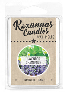 Lavender Chamomile Soy Wax Melt