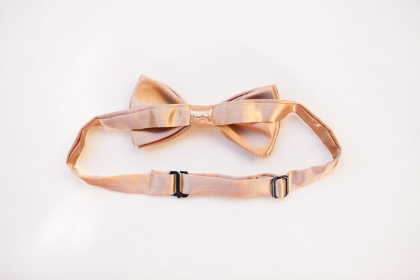 Brown Bow Tie