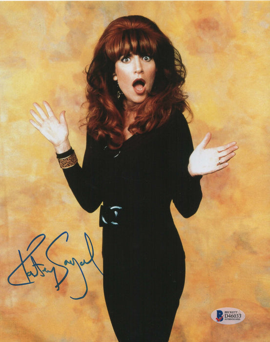 Katey Sagal Autograph 8x10 Photo Married with Children Peggy Bundy BAS COA