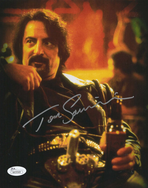 Tom Savini Autograph From Dusk Till Dawn Photo