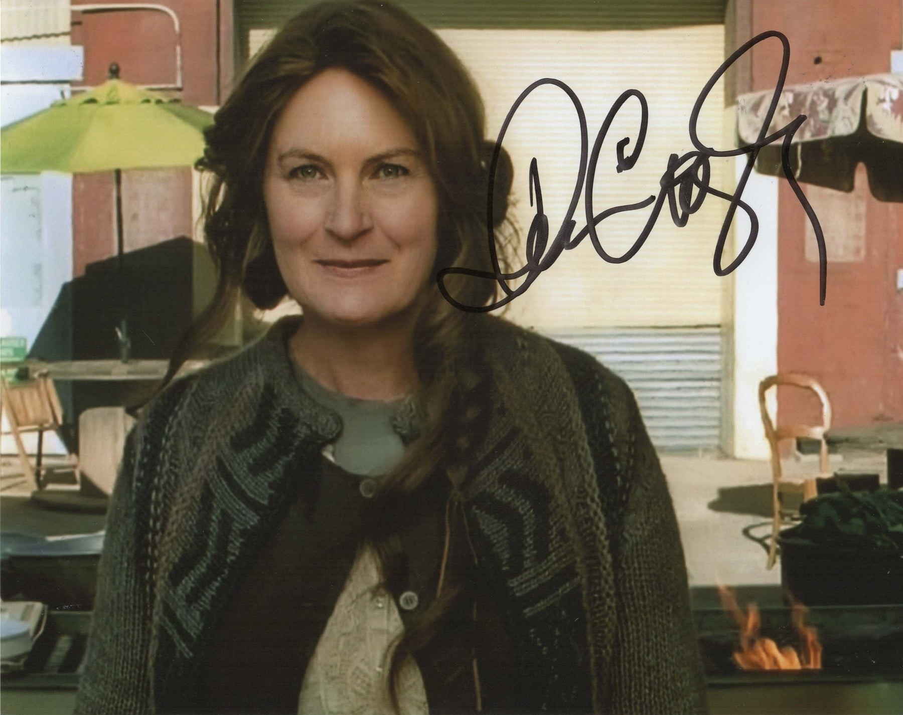 Denise Crosby Autograph 8x10 Photo The Walking Dead Signed Picture COA