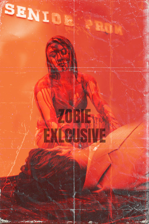Zobie Fright Pack - Limited Edition 8x10 Art Print - Carrie by Bloody Gorgeous - Style 5