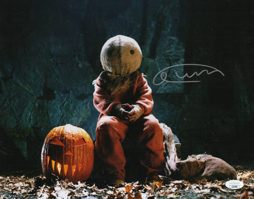 Quinn Lord Autograph 11x14 Photo Trick r Treat SAM Signed JSA COA 2
