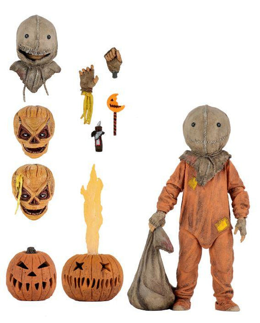 NECA Trick-r-Treat 7' Inch Scale Action Figure - Ultimate Sam