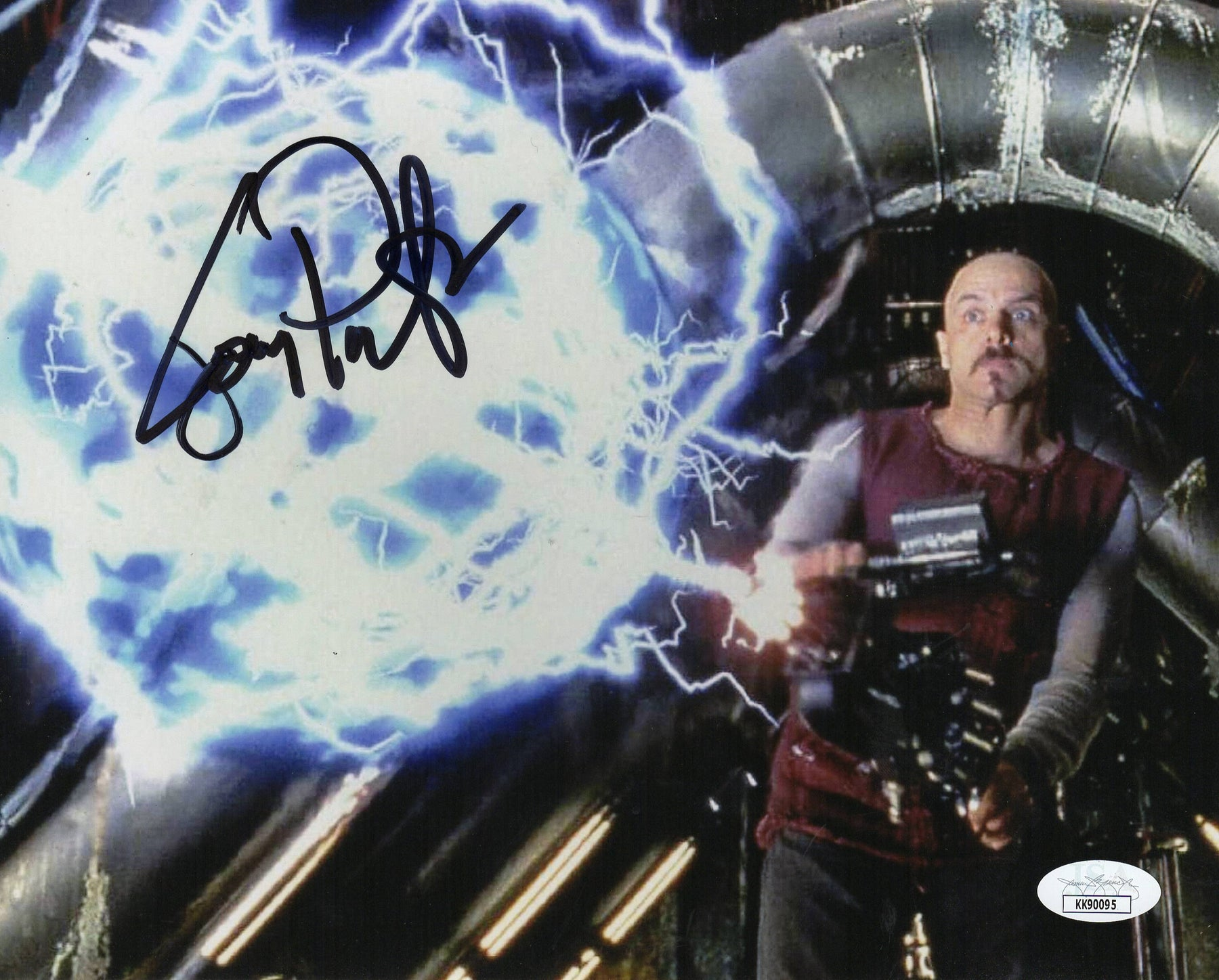 Joe Pantoliano Autograph 8x10 Photo The Matrix Signed JSA COA