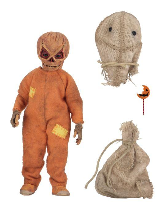 NECA Trick-r-Treat 8' Inch Clothed Action Figure - Sam