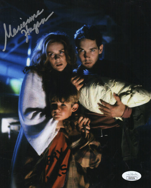 Marianne Hagan Autograph 8x10 Photo Halloween Curse of Michael Myers JSA COA 2