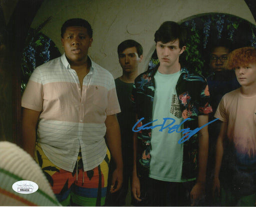 Gianni DeCenzo Autograph 8x10 Photo Cobra Kai Demetri Signed JSA COA