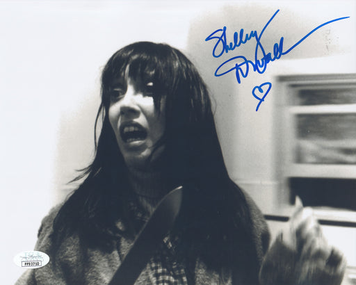 Shelley Duvall Autograph 8x10 The Shining Photo Wendy Signed JSA COA SD4