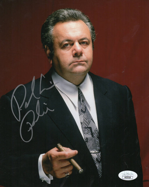 Paul Sorvino Autograph 8X10 Photo Goodfellas Signed JSA COA 2