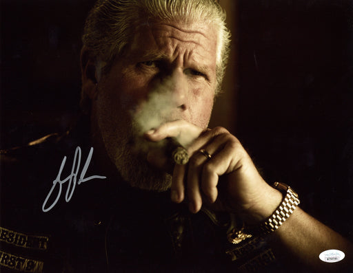 Ron Perlman Autograph 11x14 photo Hellboy signed JSA COA 5