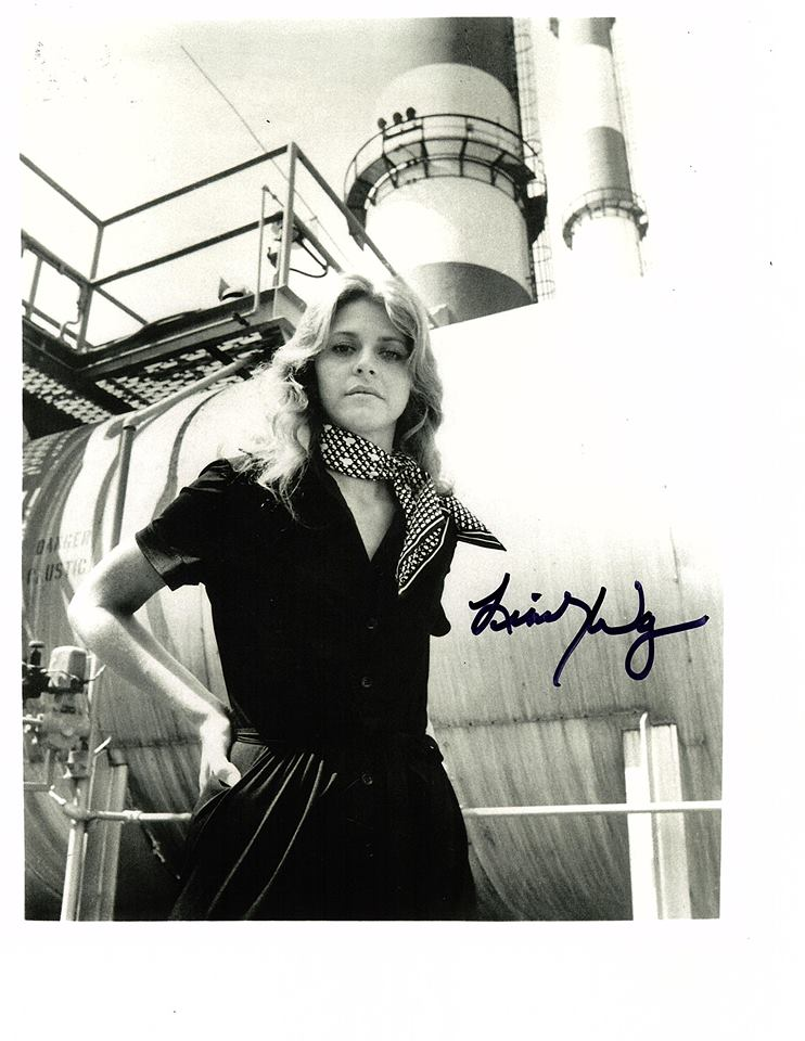 Lindsay Wagner Signed 8x10 Autograph Photo The Bionic Woman COA Z3