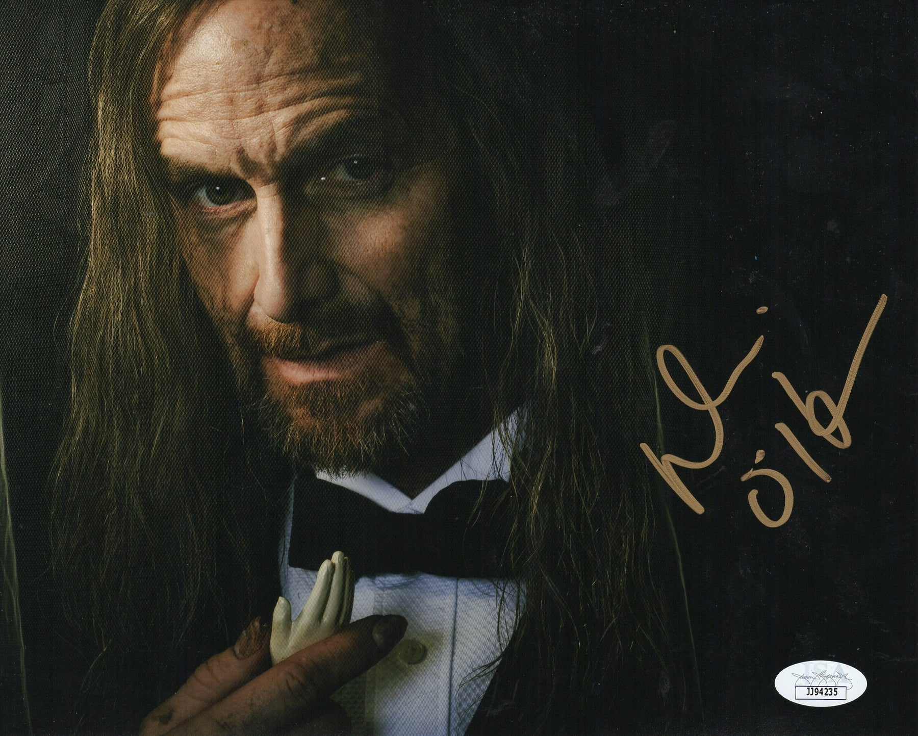 Denis O'Hare Autograph 8x10 Photo American Horror Story Signed JSA COA 3