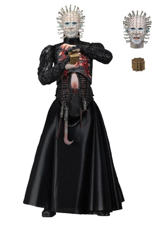 NECA Hellraiser – 7″ Scale Action Figure – Ultimate Pinhead