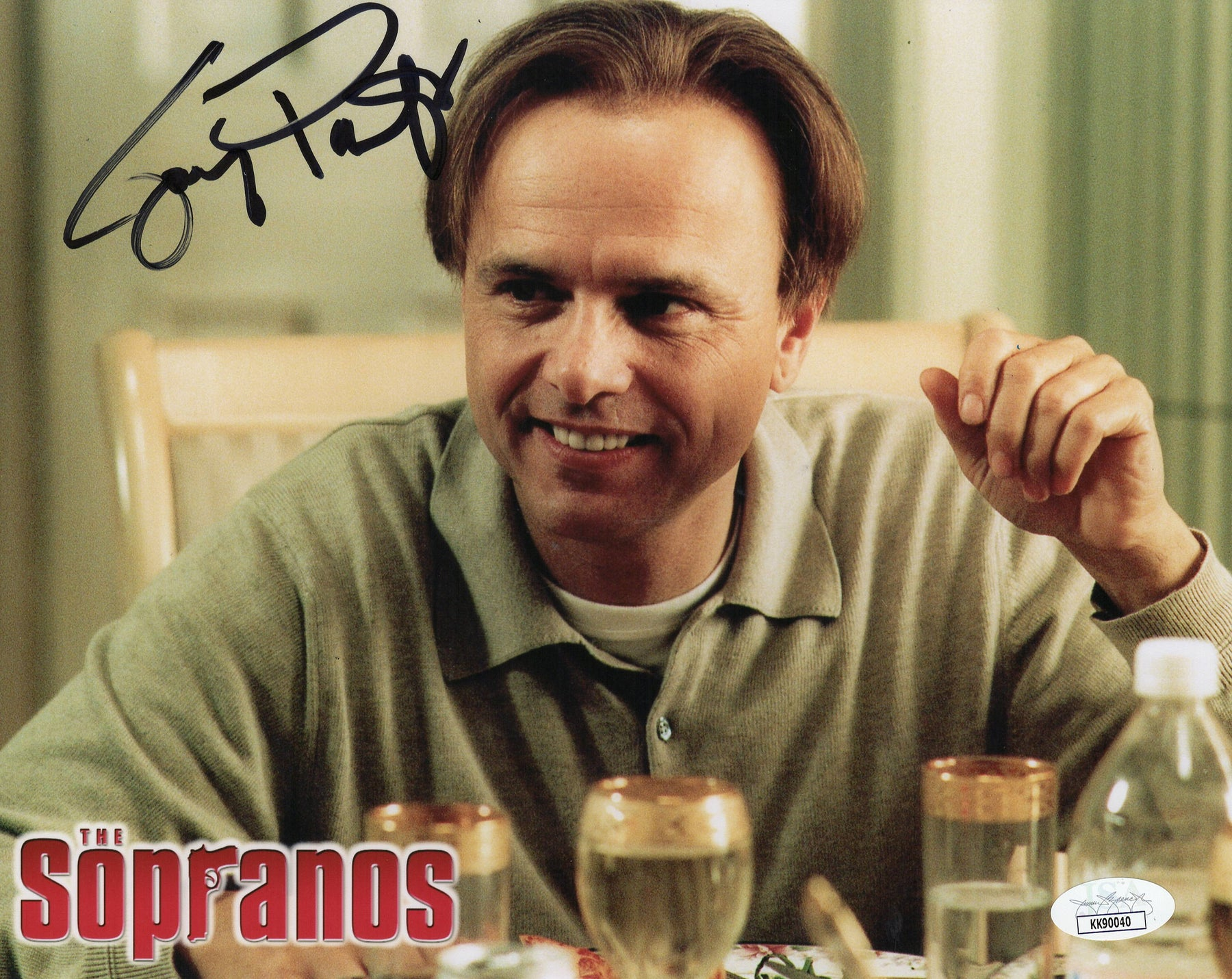 SPECIAL Joe Pantoliano Autograph 8x10 Photo The Sopranos Ralph Cifaretto Signed JSA COA