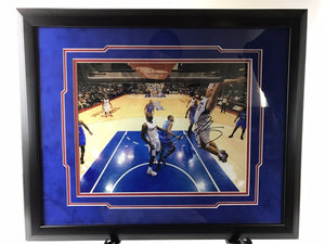 Blake Griffin LA Clippers Autograph Custom Framed 11x14 PHOTO COA Oklahoma