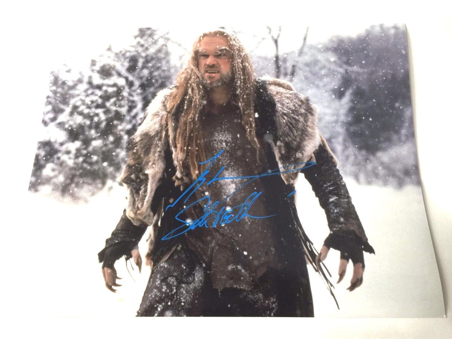 Tyler Mane Autograph XMEN Sabre tooth 16X20 Photo Signed COA 2 X-MEN