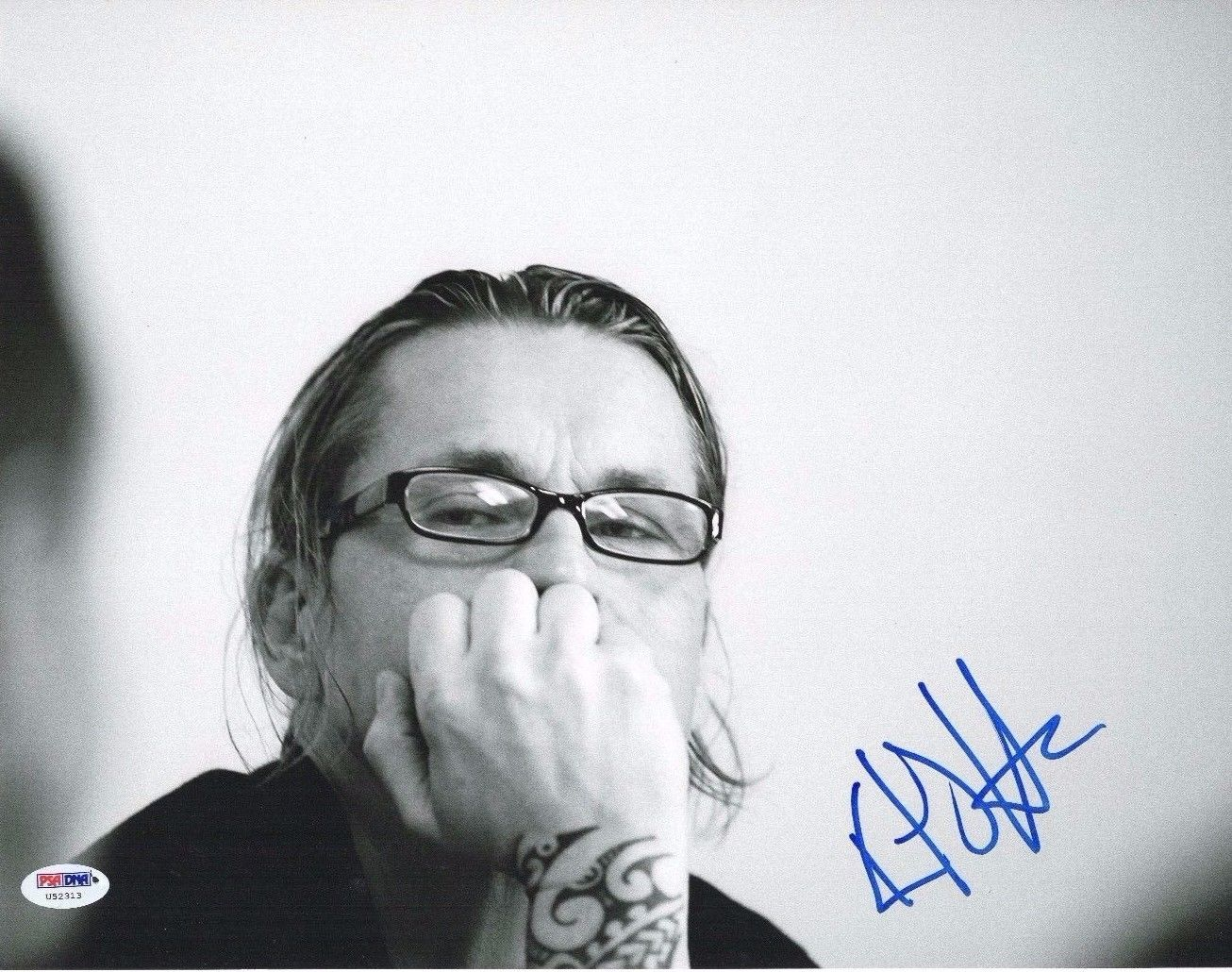 Kurt Sutter Otto Autograph 11X14 Photo Signed SOA PSA COA Sons Of Anarchy