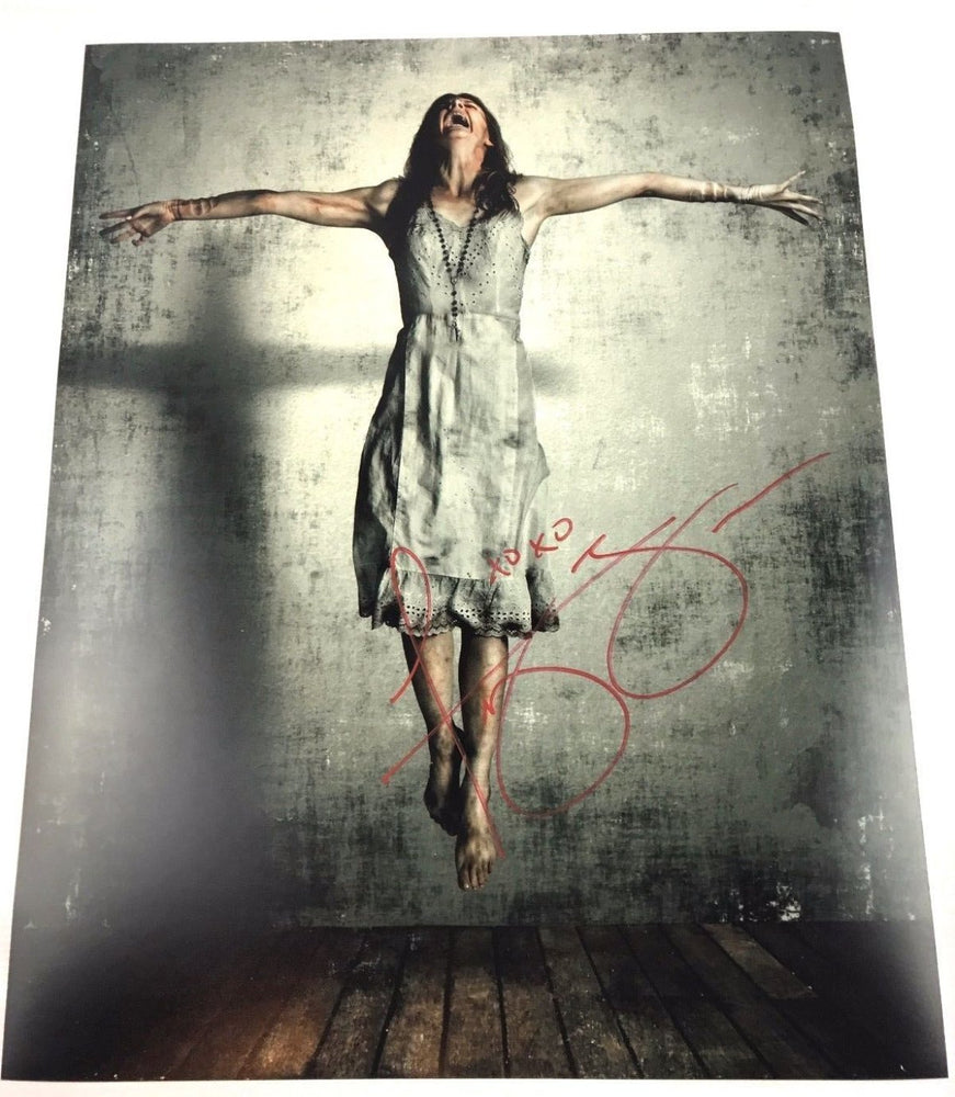 Ashley Bell The Last Exorcism 16x20 Photo Signed Autograph COA Proof 4