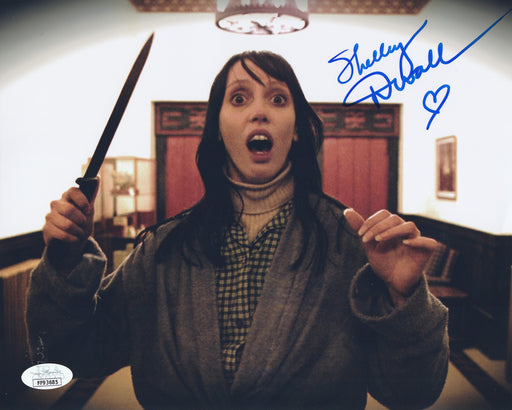 Shelley Duvall Autograph 8x10 The Shining Photo Wendy Signed JSA COA SD3