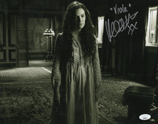 Kate Siegel Autograph 11x14 Photo The Haunting Theo Signed JSA COA