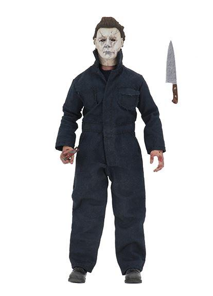 NECA Halloween (2018) Michael Myers 8 Inch Clothed Action Figure