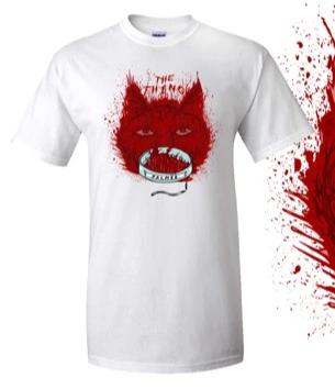 Zobie Fright Pack Exclusive The Thing Wolf Tee