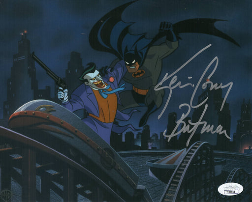 Kevin Conroy Signed Autograph 8x10 Photo Batman Animated Series JSA COA Z6