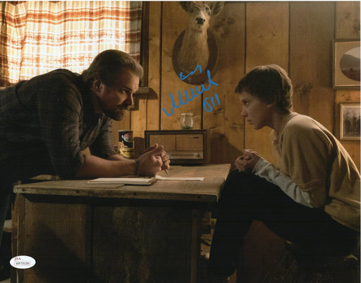 Millie Bobby Brown Autograph 11x14 Photo Stranger Things Eleven Signed JSA COA 3