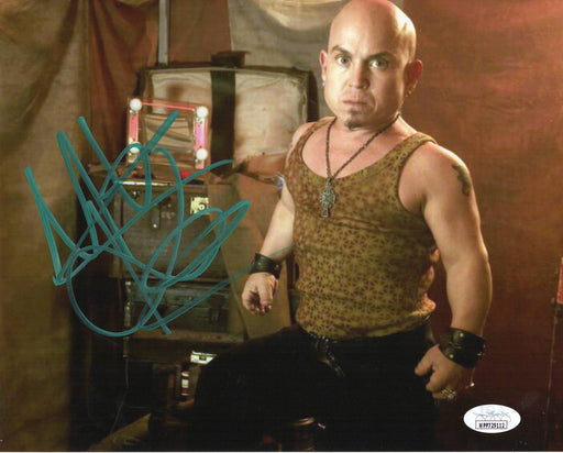 Martin Klebba Autograph 8x10 Photo Pirates of the Caribbean Marty Signed JSA COA 2