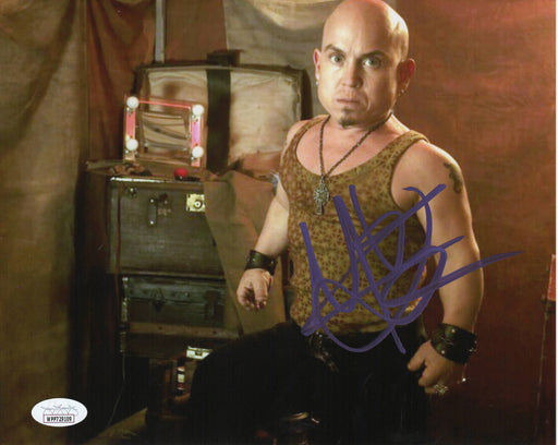 Martin Klebba Autograph 8x10 Photo Pirates of the Caribbean Marty Signed JSA COA 4