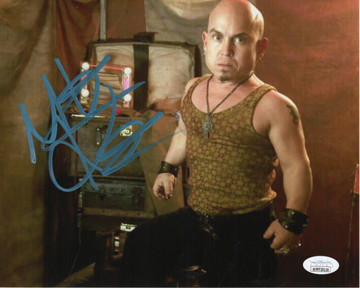 Martin Klebba Autograph 8x10 Photo Pirates of the Caribbean Marty Signed JSA COA 5