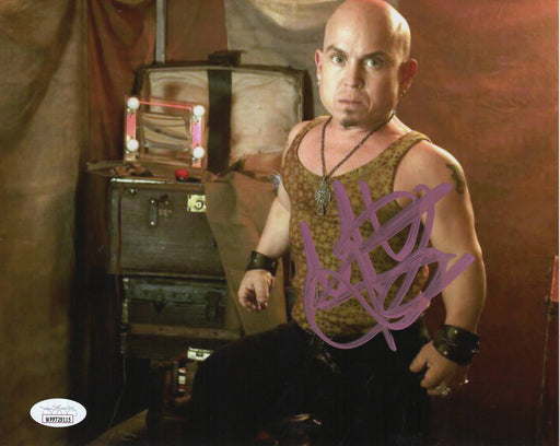 Martin Klebba Autograph 8x10 Photo Pirates of the Caribbean Marty Signed JSA COA 6