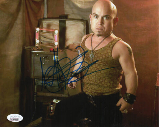 Martin Klebba Autograph 8x10 Photo Pirates of the Caribbean Marty Signed JSA COA 7