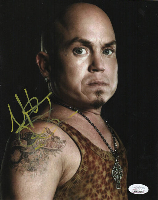 Martin Klebba Autograph 8x10 Photo Pirates of the Caribbean Marty Signed JSA COA 12