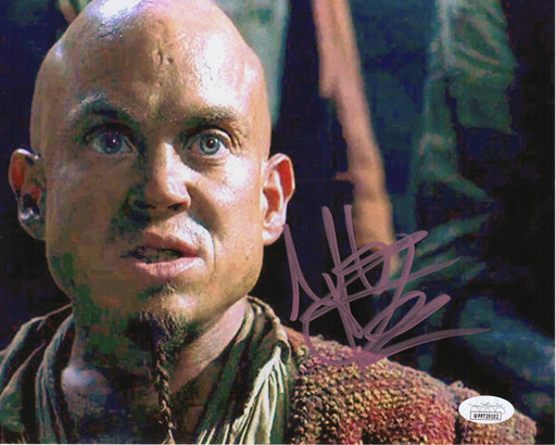 Martin Klebba Autograph 8x10 Photo Pirates of the Caribbean Marty Signed JSA COA 13