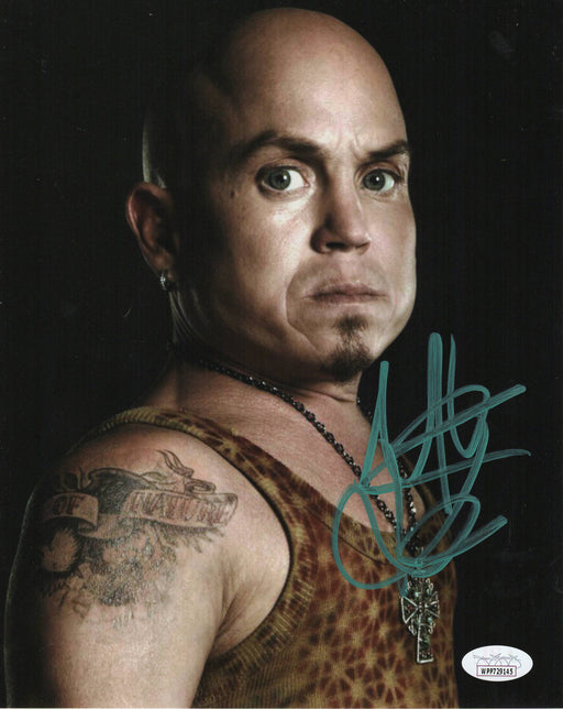 Martin Klebba Autograph 8x10 Photo Pirates of the Caribbean Marty Signed JSA COA 14