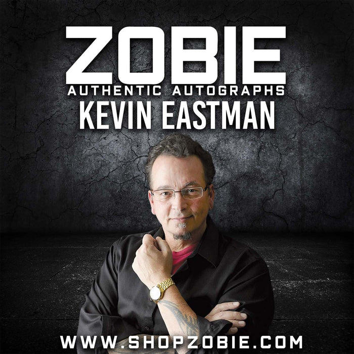 CLOSED Kevin Eastman Autograph Pre-Order