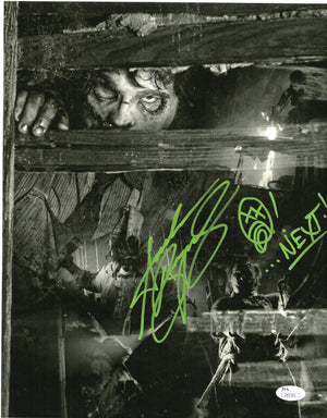 Andrew Bryniarski Signed 11x14 Photo Autograph Leatherface JSA COA V5