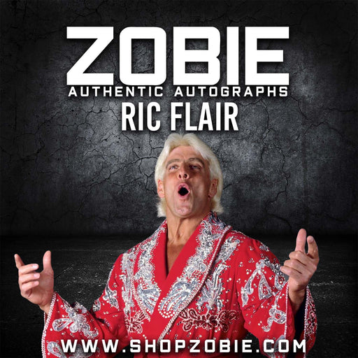 CLOSED Ric Flair Autograph Pre-Order