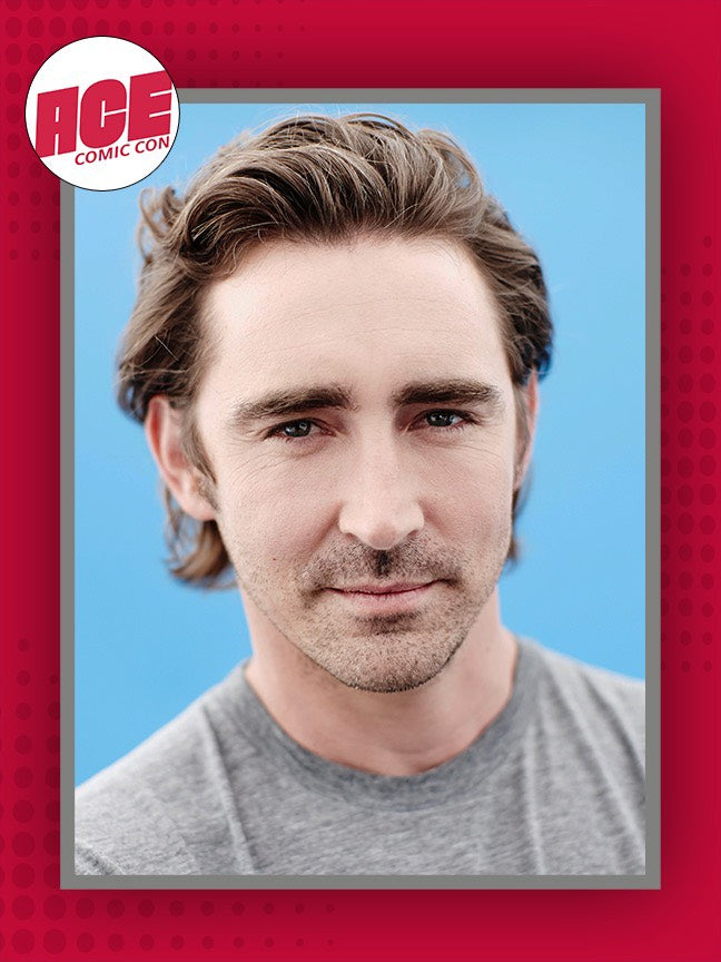 Lee Pace Official ACE Comic Con Signing Autograph Pre-Order