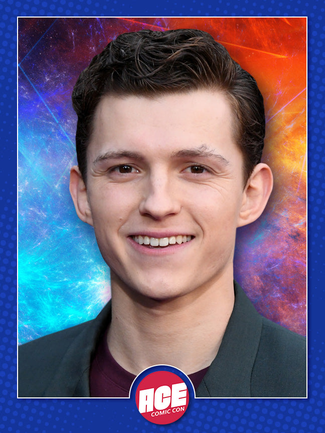 Tom Holland Official ACE Comic Con Signing Autograph Pre-Order